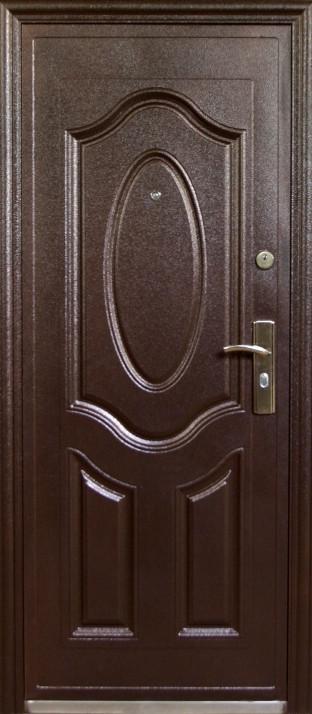Китайские входные двери ААА 002 на улицу