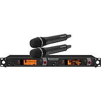 Беспроводная микрофонная система Sennheiser 2000 Series Dual Combo Aw / 516 - 558MHz (2000H2-935BK-A)