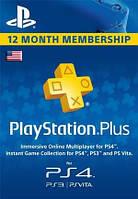Playstation Plus 365 days (USA)