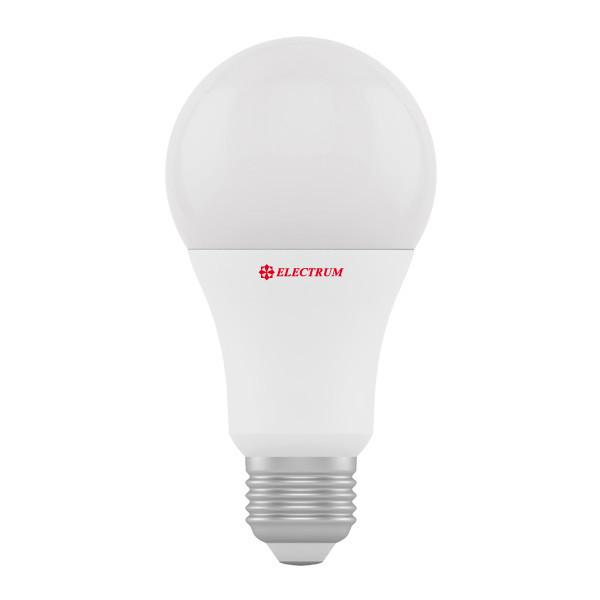 Светодиодная лампа ELECTRUM 10Вт A60 LS-32 E27 Теплый белый 3000К