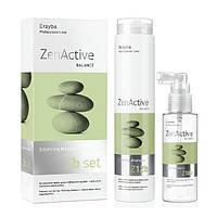 ERAYBA ZEN ACTIVE BALANCE SET Набор против жирности волос Zb Set