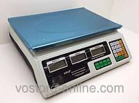 Торговые весы 50 кг, весовое оборудование, весы A-Plus SC1660,
