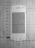 Nokia N97 49x111 мм, тачскрин сенсор, белый (#1331)