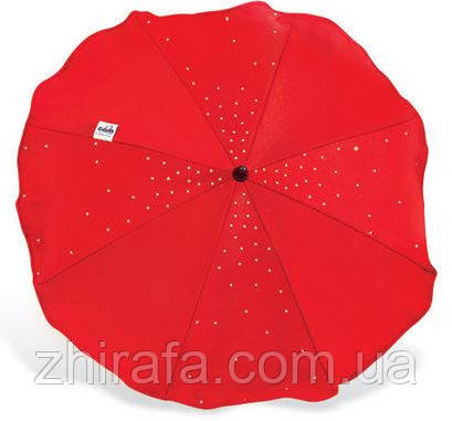 Зонтик для колясок CAM Cristallino, красный
