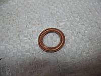 Шайба (медь) 9х15 (0.7) 100шт. гофрир., фото 1