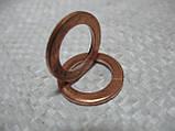 Шайба (медь) 9х15 (1.5) (под распылитель) 1шт. (поштучно), фото 4