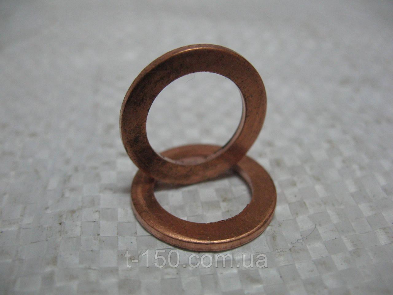 Шайба (медь) 9х15 (1.5) (под распылитель) 1шт. (поштучно)