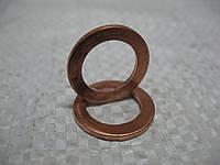 Шайба (медь) 9х15 (1.5) (под распылитель) 1шт. (поштучно), фото 1