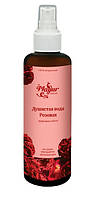 Душистая вода Розовая 100 мл для ухода за лицом, телом и волосами, для снятия макияжа и тонизирующее средств
