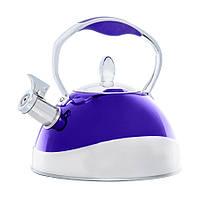 Чайник Florina Kevin 2,5л (фиолетовый)