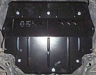 Защита двигателя и КПП Кольчуга для Volkswagen Polo 2009- Объемом V - 1,2 D МКПП; 1,6i АКПП Сталь 2 мм.