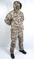 Демисезонный камуфляжный костюм A-Tacs AU, код 40-80