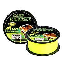 Карповая Леска Carp Expert UV Fluo 300m 0,35mm