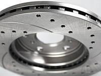 Тормозной диск передний на Камаз 4308