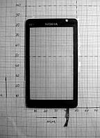 Тачскрин Nokia N8+ 50 х 86,5 мм (#1335)