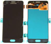 Дисплей (экран) + сенсор (тач скрин) SAMSUNG Galaxy A3 (2016) SM-A310F (оригинал)