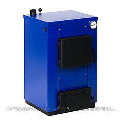 Твердотопливный котел MaxiTerm 12 (Украина) 12 кВт (площадь до 100 м.кв.)