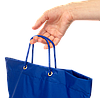 Сумка для покупок/Shopper bag (синий), фото 3