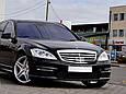 "Mercedes Benz w221 рестайлинг, комплект обвеса ""AMG"" на S-class (2005-2013), фото 2"