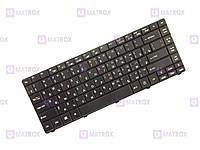 Оригинальная клавиатура для ноутбука Acer Aspire E1-421, Aspire E1-471, Aspire E1-431 series, black, ru
