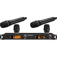 Беспроводная система Sennheiser 2000 Series Dual Combo KK 205 Gw: 558-626MHz (2000H2-205BK-G)