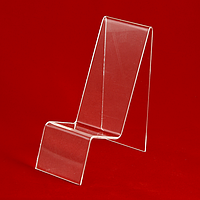 Подставка брелок, фляга-пластик
