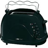 Тостер Clatronic TA 3565 черный 700 Вт Германия Оригинал