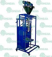 Автомат для упаковки порошкообразных продуктов в пакет из полимерных пленок (031.28.02).