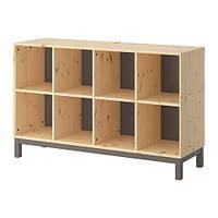 "IKEA ""НОРНАС"" Шкаф / стеллаж / буфет / сервант, сосна"