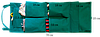 Кармашки для детского сада (зеленый), фото 2