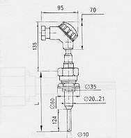 Термопреобразователь сопротивления ТСП-1588