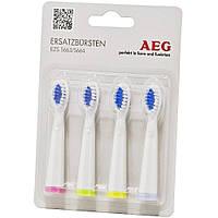 Сменные насадки для зубной щетки EZS 5663 5664 ОРИГИНАЛ