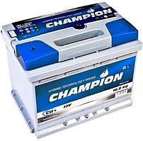 Аккумулятор Champion Gray 100Ah-12v (353x175x190) правый +
