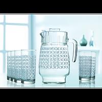 Питьевой набор LUMINARC ALDWIN /НАБОР/7 пр. д/напитков (L2418)