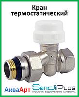 Кран термостатический прямой 3/4'' SD