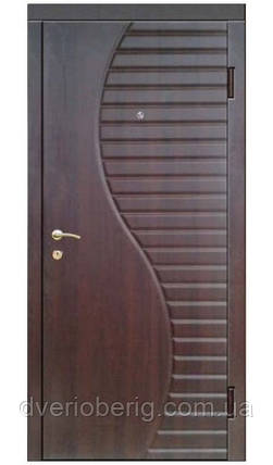 Входная дверь модель П2-324 vinorit-80, фото 2