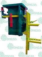 Дозатор весовой полуавтомат для фасовки цемента и других аэрируемых материалов в клапанные мешки.(033.23.01)