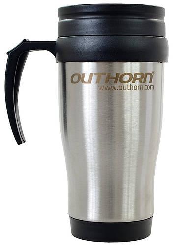 Термокружка  OUTHORN (серебро) SSW001