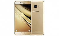 Противоударная защитная пленка на экран для Samsung Galaxy C7