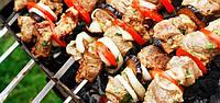 Мангалы, грили, шампура, барбекю
