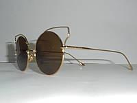Женские солнцезащитные очки Dita,тишейды 6926, очки круглые, модный аксессуар, женские,качество, очки Базилио