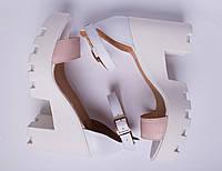 Стильные и современные  босоножки №345-2, фото 1