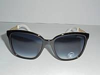 """Солнцезащитные очки Chanel """"кошачий глаз"""" 6954, очки стильные, модный аксессуар, очки, женские очки, качество"""