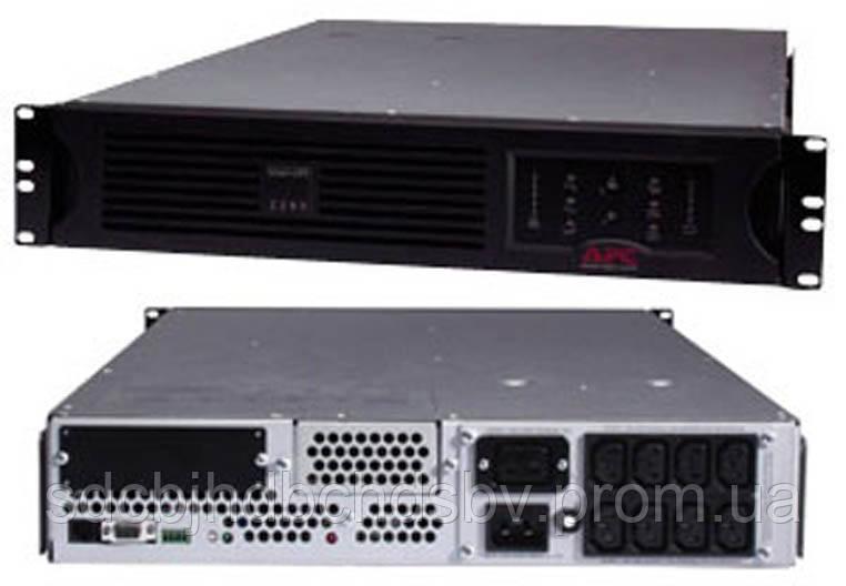 Заміна акумулятора для ДБЖ APC серії Smart-UPS RMI SUA750RMI1U, SUA750RMI2U, SUA1000RMI1U, SUA1000RMI2U