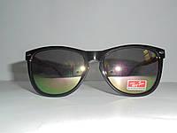 58789c57aa95 Очки Ray San wayfarrer 6977, солнцезащитные, брендовые очки, стильные, Рэй  Бэн,