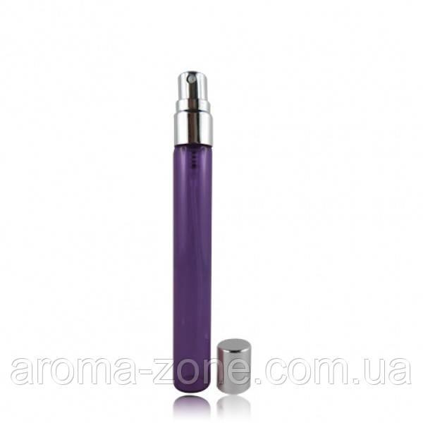 Мини- спрей стеклянный (фиолетовый ) , 10 мл.