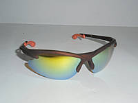 Спортивные очки 7082, велоочки, очки для бега, солнцезащитные, спортивные, очки для гребли, велоспорт, фото 1
