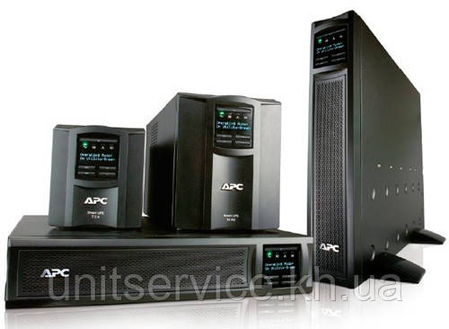 Заміна акумулятора для ДБЖ APC серії Smart-UPS SC420I, SC620I, SUA750I, SUA1000I, SC1000I, SUA1500I, SC1500I