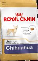Royal Canin (Роял Канин) CHIHUAHUA JUNIOR (ЧИХУАХУА ДЖУНИОР) корм для щенков породы чихуахуа до 8 месяцев 0,5 кг
