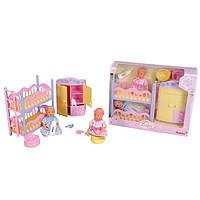 Кукольный набор New Born Baby Simba Toys 5036610